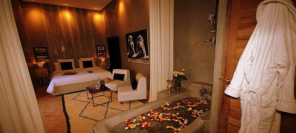 Week-end Marrakech Spa : 3 jours / 2 nuits Riad � marrakech ...........145 � / personne