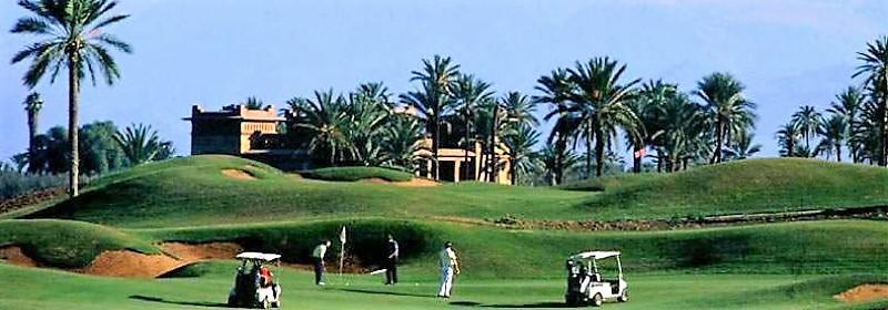séjour golf à marrakech