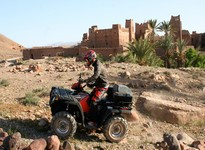 quad � marrakech