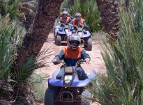 raid en quad � marrakech