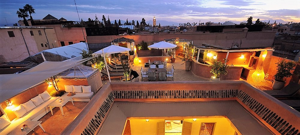Week-end marrakech derniere minute ...............145 € / personne