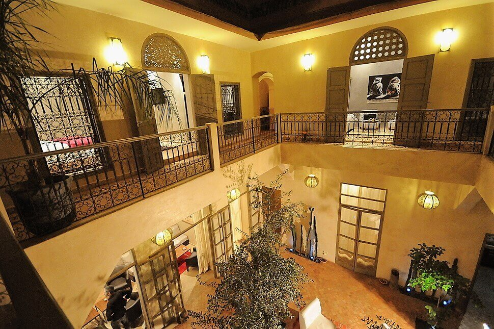 Riad marrakech hotel ou riad marrakech - Photo riad marrakech ...